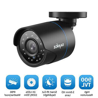 SANNCE 900TVL Security Camera Night Vision IR CUT