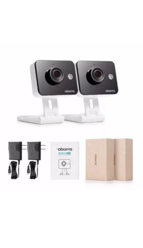 Zmodo 2 Pack HD Camera Vision Audio