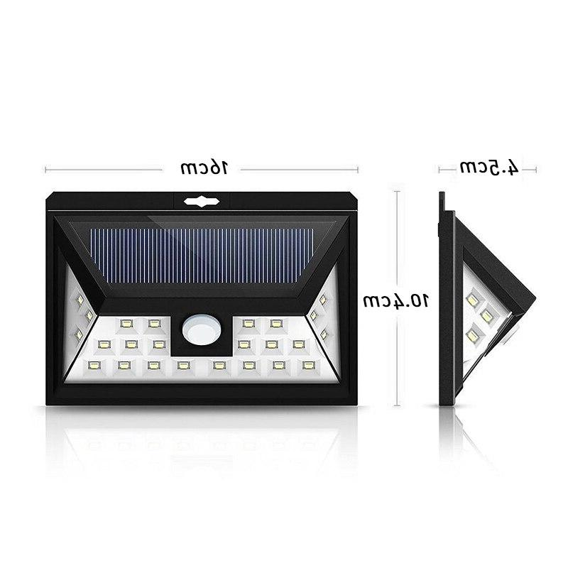 24 LED Garden Light Outdoor Waterproof Light <font><b>Home</b></font> Solar Para