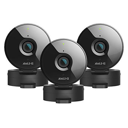 3 pack d link wireless n network surveillance 720p home inte