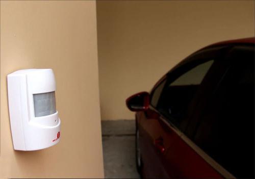 Home Security Wireless Sensor Doorbell Chime