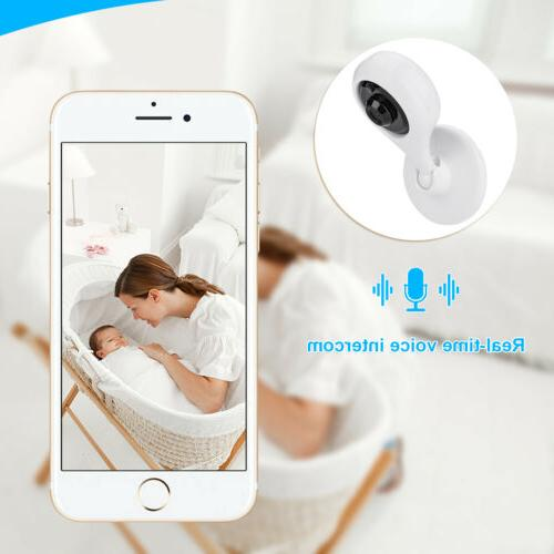 1080P Wifi Home Security Video