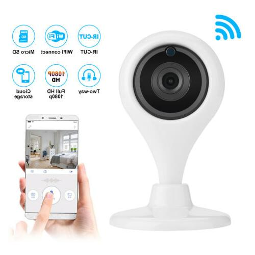 360 wireless wifi smart camera home security