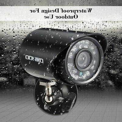 OWSOO 720P Camera BNC Cable View System