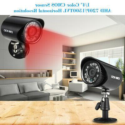 OWSOO 720P CCTV Camera BNC View for