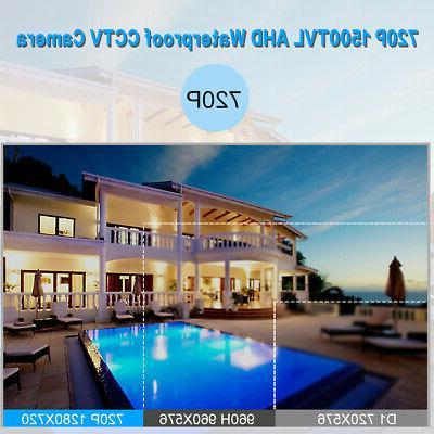 OWSOO CCTV Security Camera BNC Cable View DVR