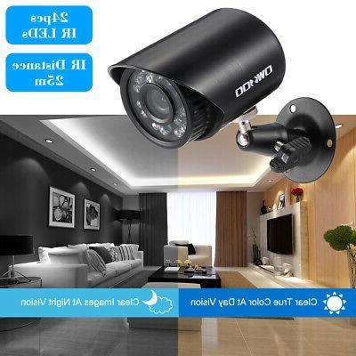 OWSOO 720P Security BNC IR View for DVR