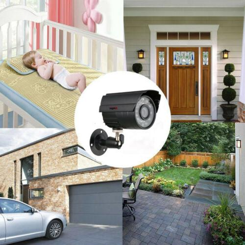 Anspo 4 PACK 4in1 HD Camera CCTV Home System