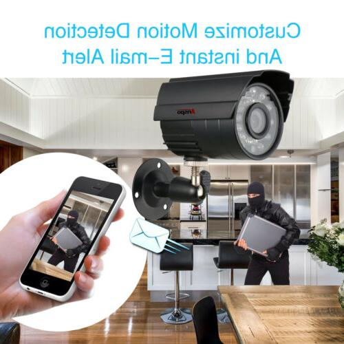 Anspo 4 4in1 CCTV Home System