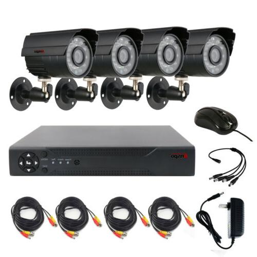 4 pack 720p 4in1 hd camera outdoor