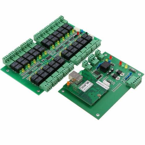 20-Channel RFID Power