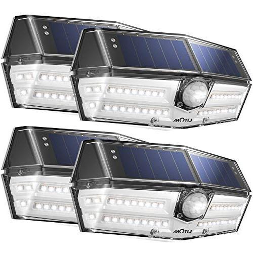 40 solar lights
