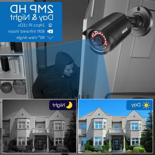 ZOSI Lite DVR Security Indoor Outdoor