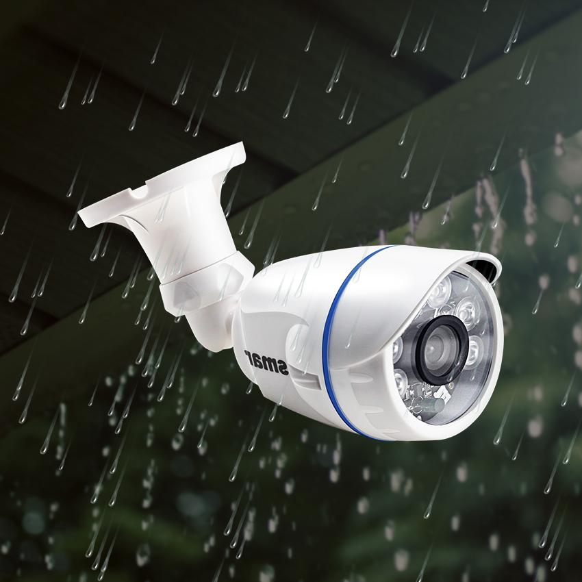 Smar DVR AHD Camera Outdoor Weatherproof <font><b>Home</b></font> System Video Surveillance Lens