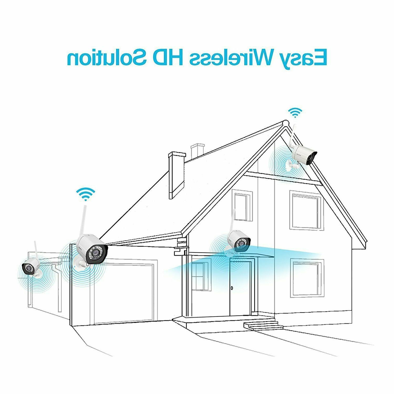 Zmodo Indoor Wireless Home Smart