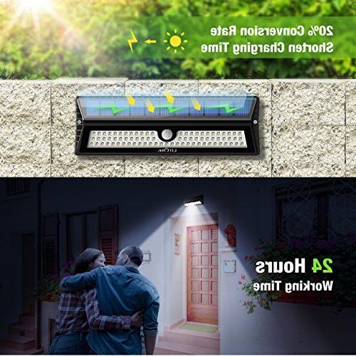 Litom LED Bright Lights Wall Lights Door, Deck, Porch, Walkway, Step