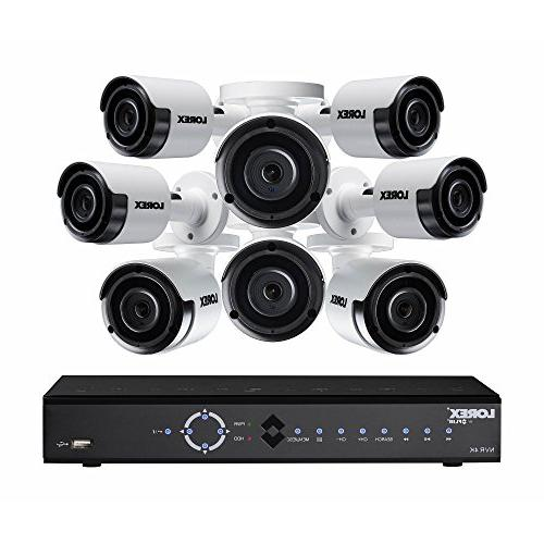 8 security system