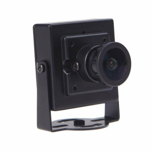 800TVL Color CMOS HD Mini Home Security BOX Camera 3.6mm Len