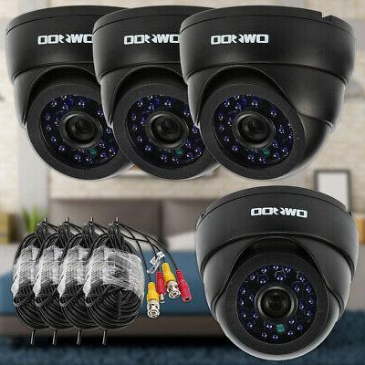 OWSOO Camera Kit IR-CUT+4* Home