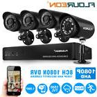 8CH HDMI 1080N DVR 720P 1500TVL Outdoor Home CCTV Video Secu