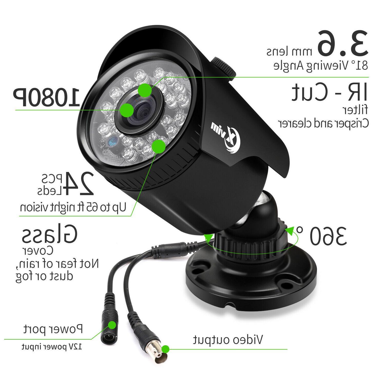 XVIM DVR Vision Home System