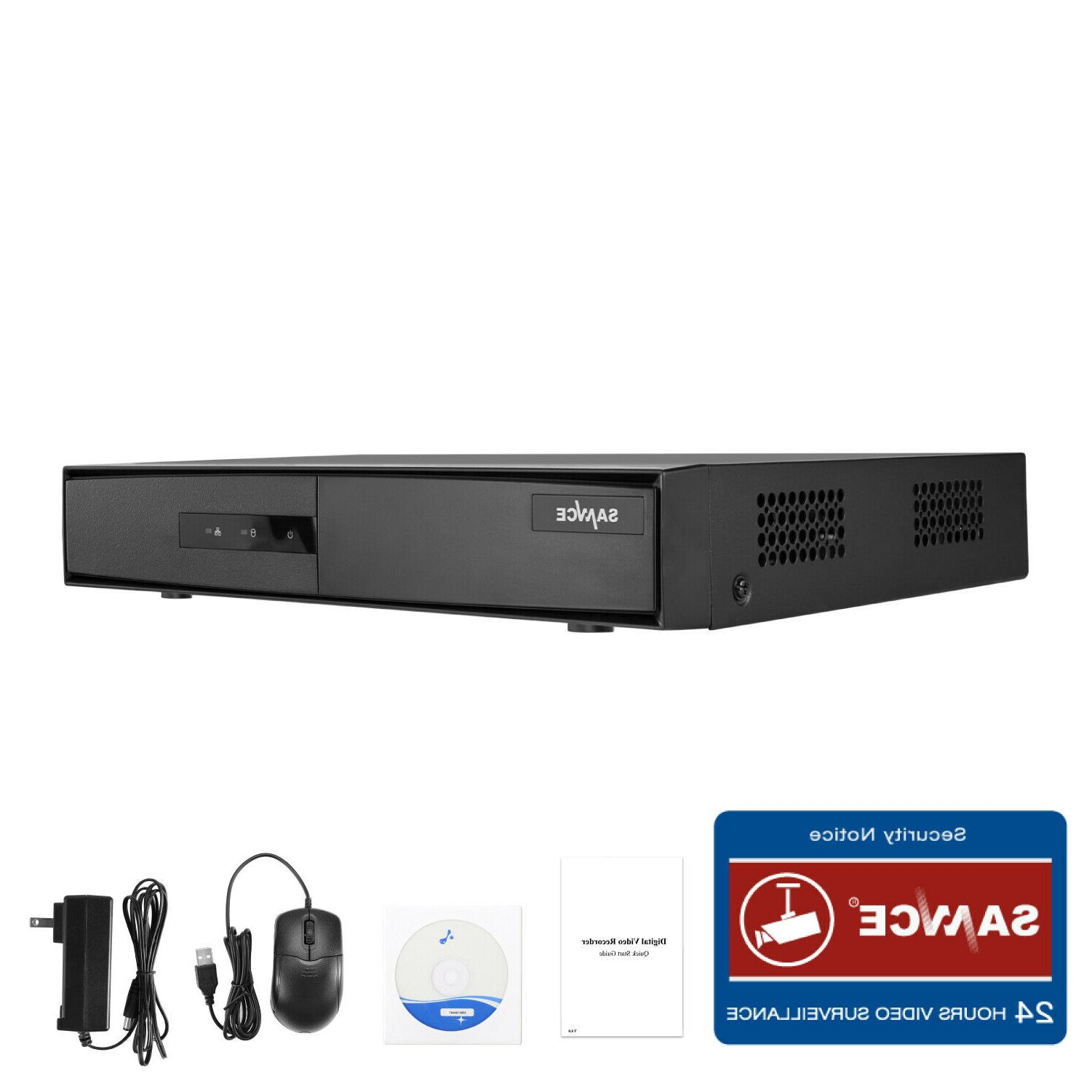 8ch 1080p hdmi cctv dvr video recorder