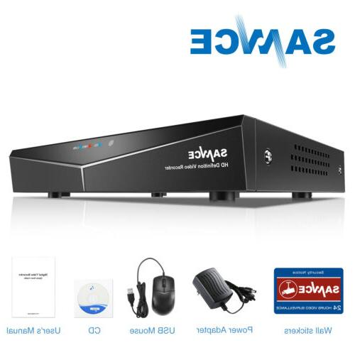 HDMI CCTV Video Recorder Home Camera