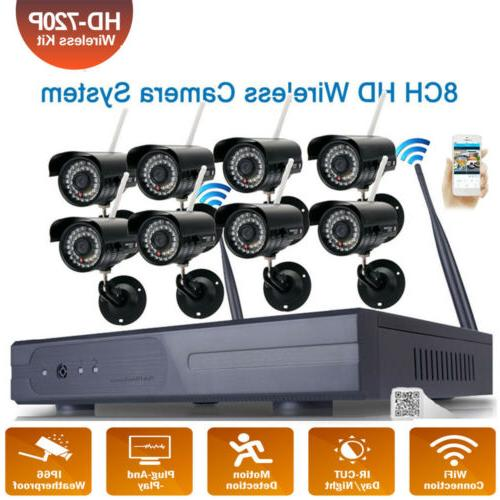8ch hd wireless nvr ir cut wifi