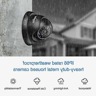 SANNCE 1080P DVR IR CCTV Video Camera