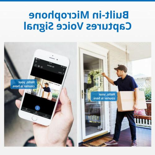 SANNCE 5MP NVR Home IP Network