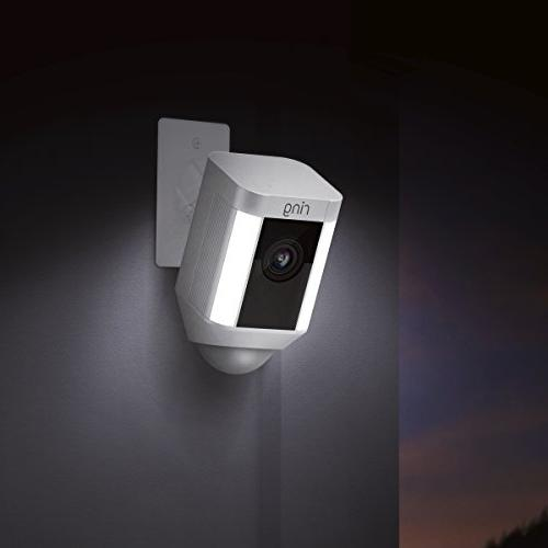 Ring Mount Security White