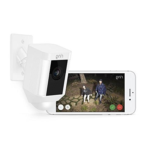 Mount HD Security White