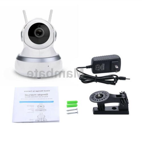 960P 1080P Home Security WiFi CCTV IP Camera Wireless Monitor
