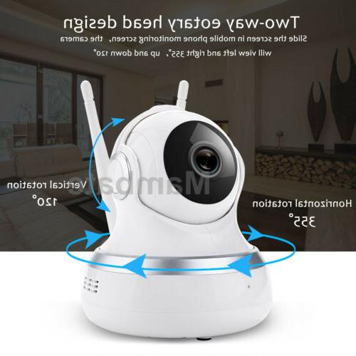 960P 1080P Security IP Wireless WI-FI Monitor