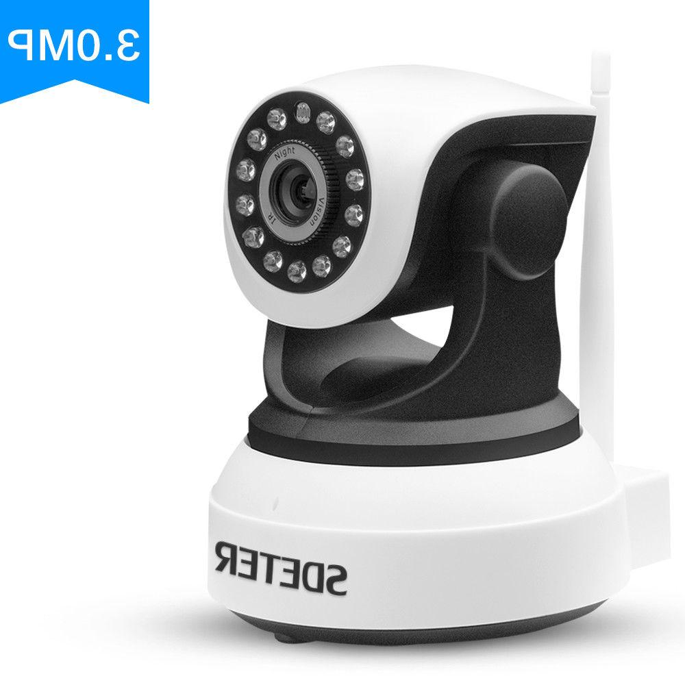 960P Home Security HD WiFi IP Monitor
