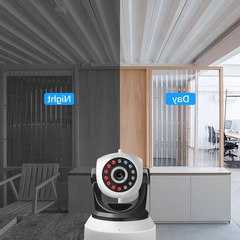 960P 1080P Security HD WiFi IP Camera Monitor
