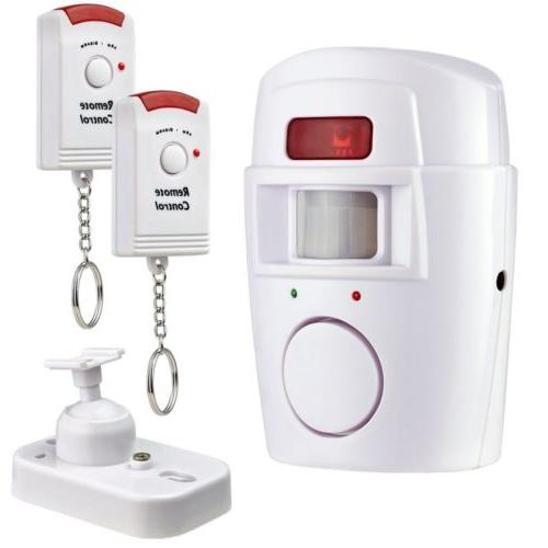 Amazing Wireless Home Security Alarm System Kit PIR Motion S