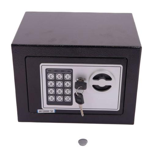 Box Electronic Lock Home Security Office Gun Money