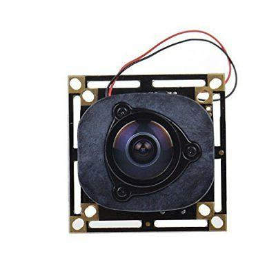 Corprit Degree Wide Angle CCD Wired Door Color