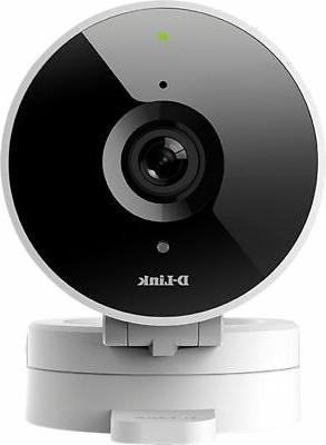 D-Link - DCS Indoor 720p Wi-Fi Network Surveillance Camera -