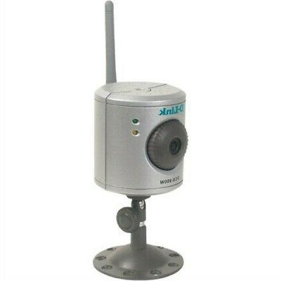 D-Link Wireless Internet Camera, Home Security, 802.11b, 11M