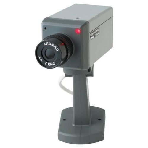 Dummy SECURITY CAMERA Motion Activated -Battery Power Home
