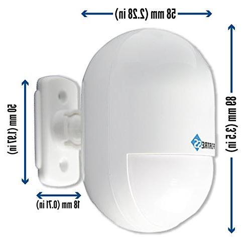 Fortress Total Sensor/Motion Detector and