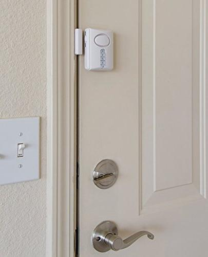 GE Wireless Alarm, or Entry Personal Security, Activation, 45117