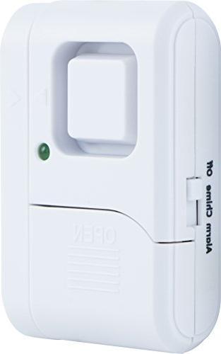 GE Personal Security Window/Door Alarm, 2-Pack, DIY Home