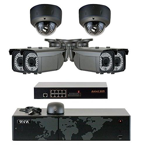 GW Security 5MP  8Ch NVR Home Security Camera System - HD 19