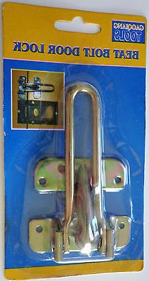 Hardware Door Home Security Guard Lock Lever Safety Kids Pro