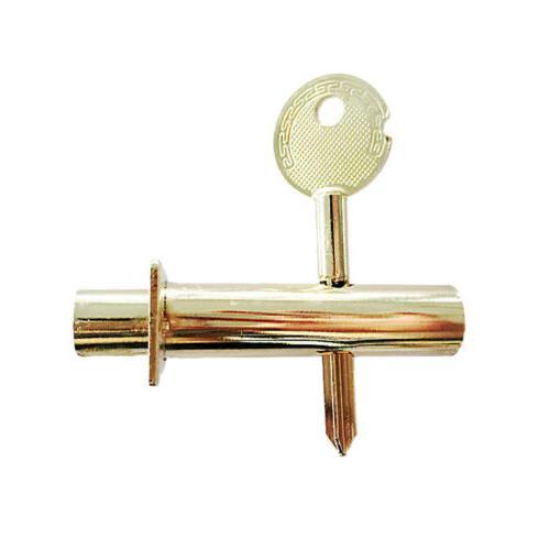 Home Rack Bolts Bolt Lock Screws -Gold