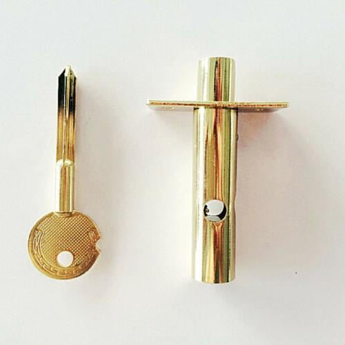 Home Lock Star with -Gold