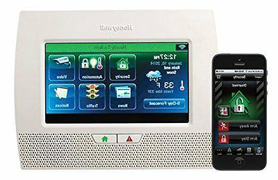 Honeywell Lynx Wireless Residential/Commercial Security Kit with Zwave